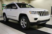 2011 Jeep Grand Cherokee Overland 4WD CUIR TOIT NAV