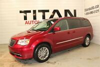 2015 Chrysler Town & Country Touring| Stow n Go| Leather| Auto|