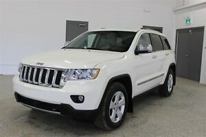 2012 Jeep Grand Cherokee Overland - Nav|Remote Start|Accident Fr