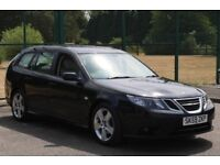 Saab 93 9-3 1.9 TiD Turbo Edition SportWagon 150 BHP, Full MOT BMW 320