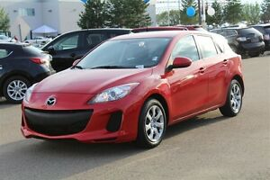 2013 Mazda MAZDA3 SPORT AUTO AC *CERTIFIED PREOWNED* 7-YEAR WARR