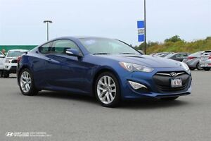 2015 Hyundai Genesis Coupe 3.8! Leather! Sunroof! Nav! $190 B/W!