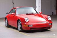 1993 Porsche 911 RS America - 1 of 701 Built / 40K kms