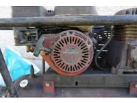 Petrol 150l air compressor