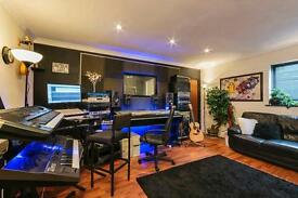 QUALITY RECORDING AND MUSIC PRODUCTION STUDIO