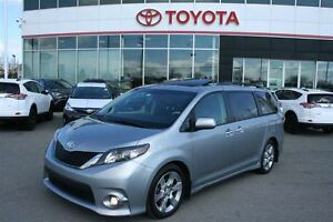 2013 Toyota Sienna SE 8 Passagers **CUIR/TOIT**