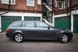 BMW 525d 3.0L, automatic, SUPERB CONDITION, YOU WILL NOT FIND A CLEANER CAR!