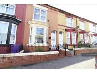 2 bedroom house in Needham Road, Liverpool, L7 (2 bed)