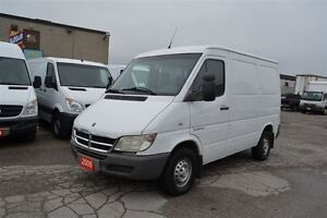 2006 Dodge Sprinter 2500 118WB safety&etested