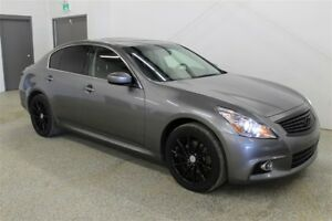 2012 Infiniti G37X Sport - One owner| Leather| Sunroof| AWD