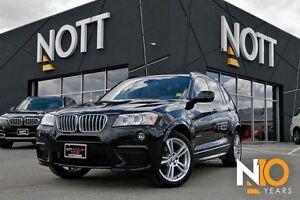 2014 BMW X3 28i M Sport w/Navi