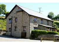 REDUCED! Self Catering Holiday Cottage Devon 20th August, 2, 3 or 4 bedroom contact for details