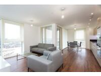 2 BED 2 BATH TO RENT IN OSLO TOWER GREENLAND PLACE/MARINE WHARF SURREY QUAYS CANADA WATER DEPTFORD