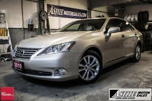 2010 Lexus ES 350 LEATHER/HEATED SEATS! SUNROOF!