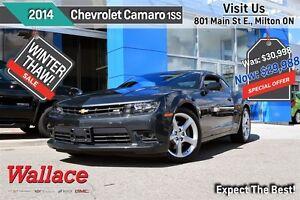 2014 Chevrolet Camaro 1SS/426hp V8/SHORT SHIFTER/20 RIMS/DIFF/6-