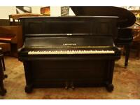 Bechstein upright piano - uk delivery available. Tuned.