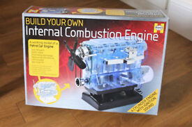 "Haynes ""Build Your Own - Internal Combustion Engine"" Kit"