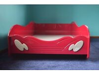 Car Shaped Bed with or without mattress