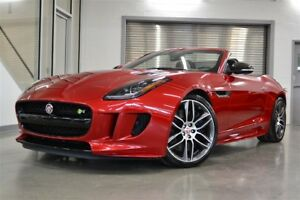 2016 Jaguar F-Type R AWD *Carbon Fiber Pack + Impeccable*