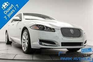 2013 Jaguar XF 3.0L V6 SUPERCHARGED AWD NAV