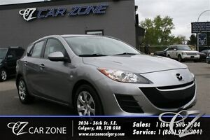 2010 Mazda MAZDA3 SPORT 5 Speed, Low Payments