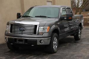2010 Ford F-150 XLT   4x4   CERTIFIED + E-TESTED