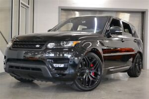 2017 Land Rover Range Rover Sport V8 Supercharged Dynamic *Steal