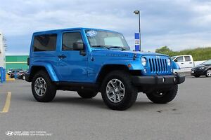 2014 Jeep Wrangler Rubicon! NAV! 6 SPEED! RARE!