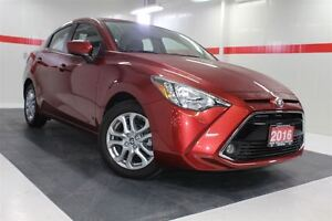 2016 Toyota Yaris Premium Btooth BU Camera Cruise Alloys Pwr Wnd