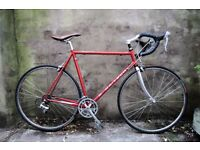 DYNA TECH BY RALEIGH, 22.5 inch, 57 cm, vintage racer racing road bike, 14 speed