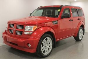 2011 Dodge Nitro SXT|Red|Leather|Sunroof|PST Paid!!
