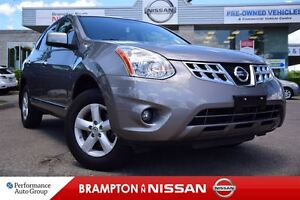 2013 Nissan Rogue S *Bluetooth, Alloys, Sunroof*