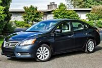 2014 Nissan Sentra 1.8 S! Bluetooth! ONLY 18 KM! Trade-In!