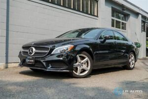 2015 Mercedes-Benz CLS-Class CLS550 4MATIC!! Easy Approvals!!