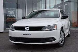 2013 Volkswagen Jetta A/C MANUELLE BAS PRIX AUBAINE LIQUIDATION