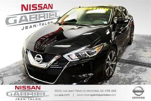 2016 Nissan Maxima Platinum ONE OWNER/NEVER ACCIDENTED/LEATHER/P
