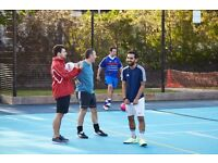Clapham South Tuesday 5-a-side football - Team spaces available