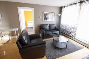 Beautiful 2 Fully Furnished Bedroom Downtown Suite! Edmonton Edmonton Area image 6
