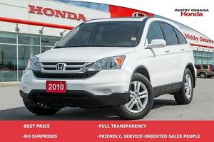 2010 Honda CR-V EX-L (AT)