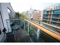 2 BED 2 BATH * BALCONY * REGENTS CANAL VIEWS * SECONDS FROM HAGGERSTON STATION