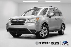 2014 Subaru Forester 2.5I 6MT   $154/2 semains