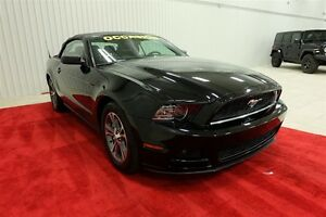 2014 Ford Mustang V6 Premium, AIR CLIMATISER, CONTROLE AU VOLANT