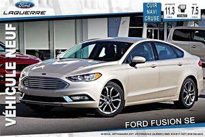 2017 Ford Fusion SE*80$/SEMAINE*