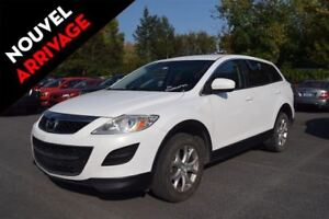 2012 Mazda CX-9 GS AWD A/C MAGS 7 PASSAGERS TV / DVD