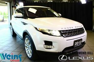 2012 Land Rover Range Rover Evoque Pure Plus*1 OWNER*NAVI