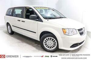 2013 Dodge Grand Caravan SE*Trizone, Stow And Go 3iem rangée*