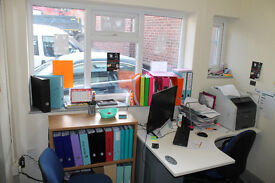 70 sq. feet Office to Rent - Fully Furnished, Toilet, Kitchen Facilities, Internet & Bills Included