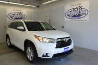 2015 Toyota Highlander Limited>>>AWD/NAV/Captain's chairs<<<