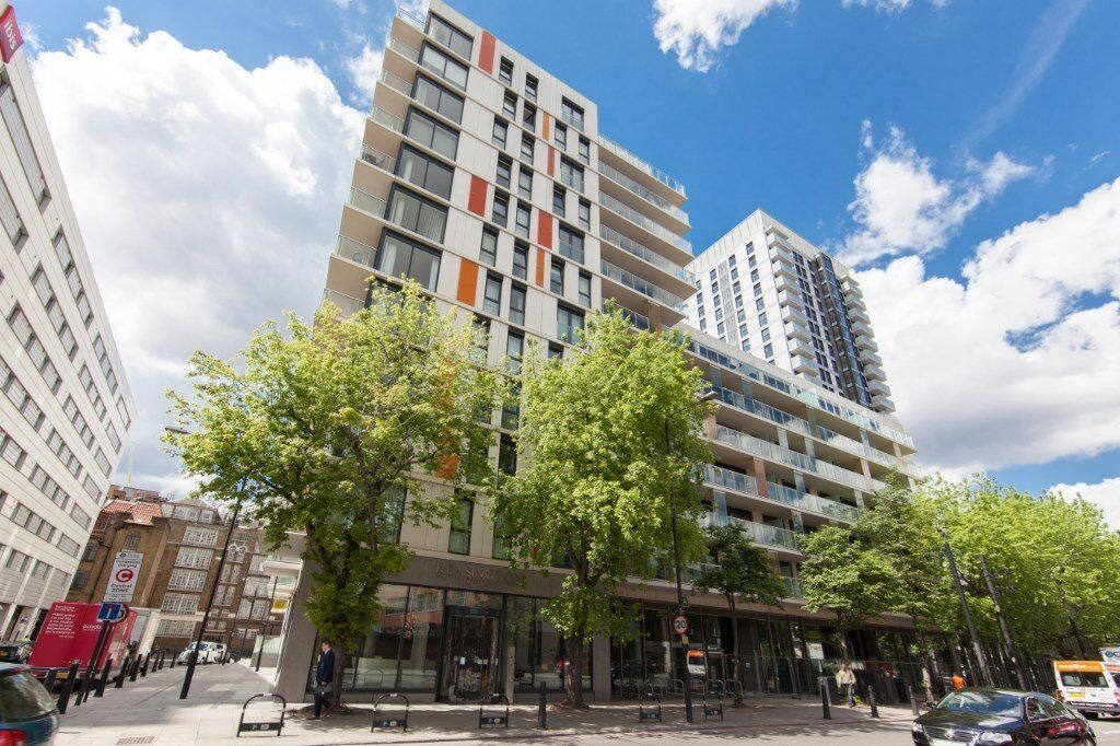 # Stunning 1 bed property available now in E1 - exceptional transport connections!!
