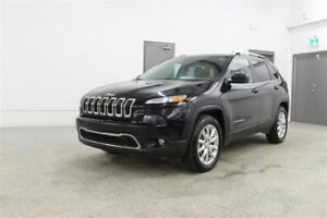 2015 Jeep Cherokee Limited - Accident Free| Navi| Leather